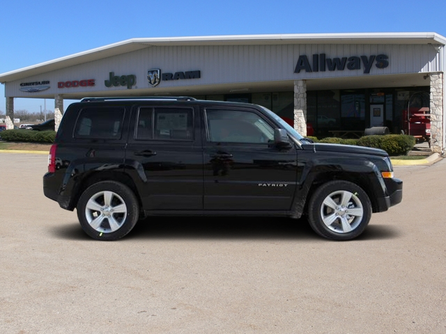 NEW 2016 JEEP PATRIOT LATITUDE FRONT WHEEL DRIVE SPORT UTILITY