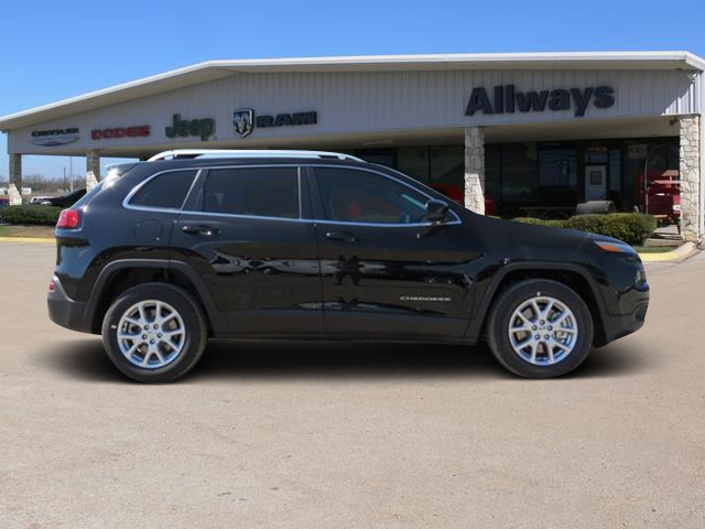 NEW 2017 JEEP CHEROKEE  FRONT WHEEL DRIVE SPORT UTILITY