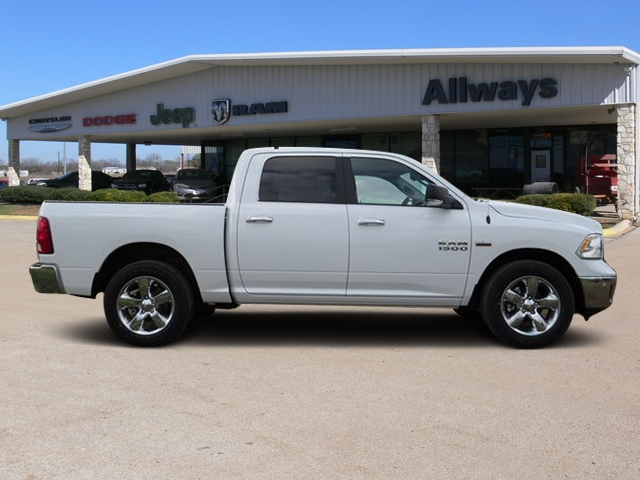 NEW 2016 RAM 1500 LONE STAR REAR WHEEL DRIVE CREW CAB PICKUP