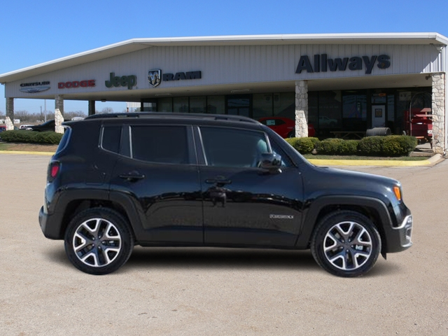NEW 2016 JEEP RENEGADE LATITUDE FRONT WHEEL DRIVE SPORT UTILITY